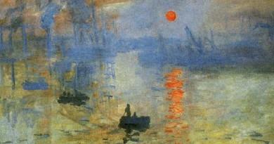 Monet-Impression