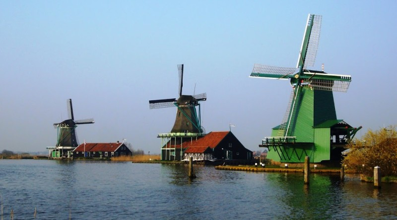 Mulini-a-vento-in-Olanda