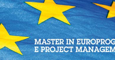 Master-Europrogettazione