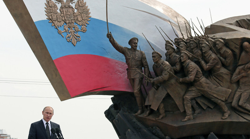 Breve analisi della realtà economica, politica e sociale nella russia del nuovo Zar.