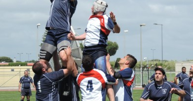 LUISS Rugby batte NATO Lions: 10-34